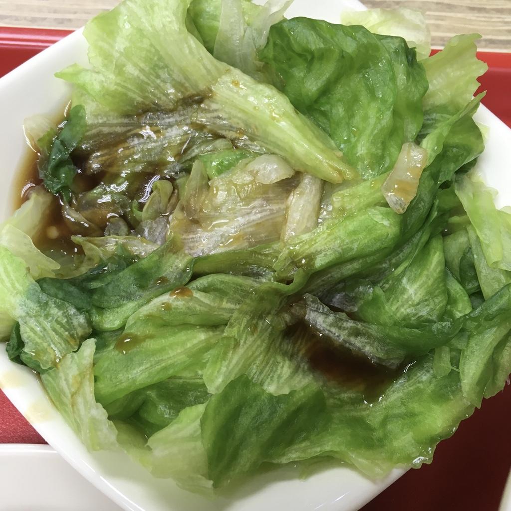 东东包-手撕生菜