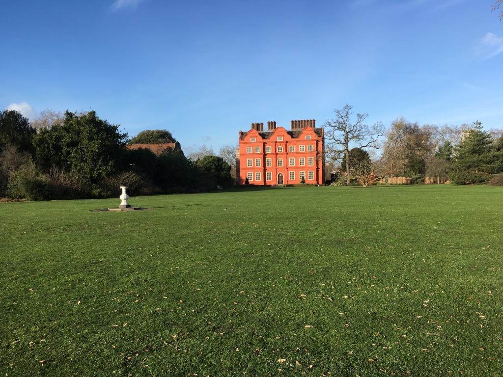 Kew Palace,1631为乔治三世建的避暑山庄,邱园内最古老的建筑,我去的时候没有开放