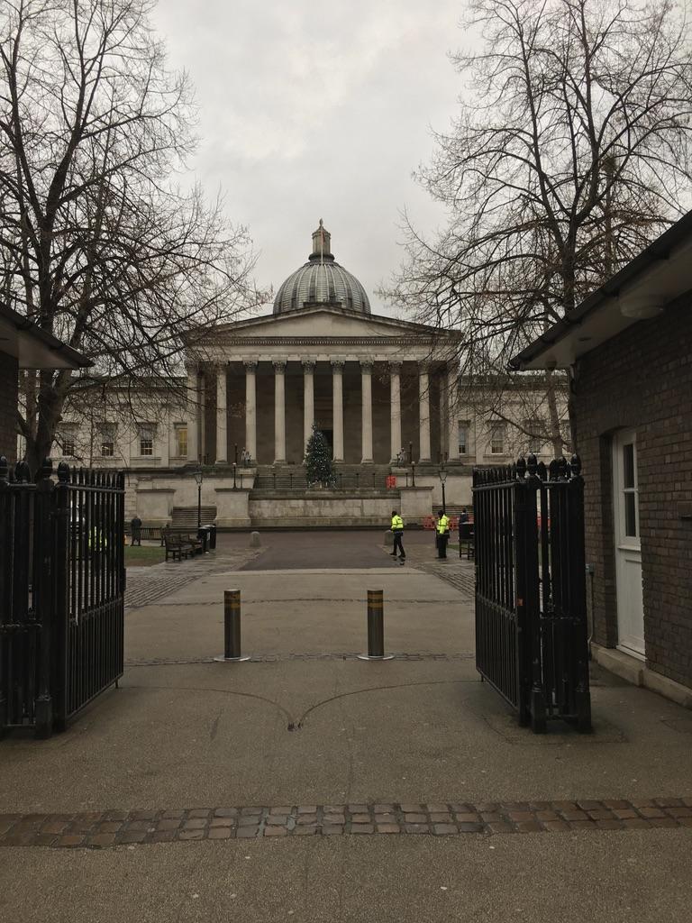 UCL的图书馆