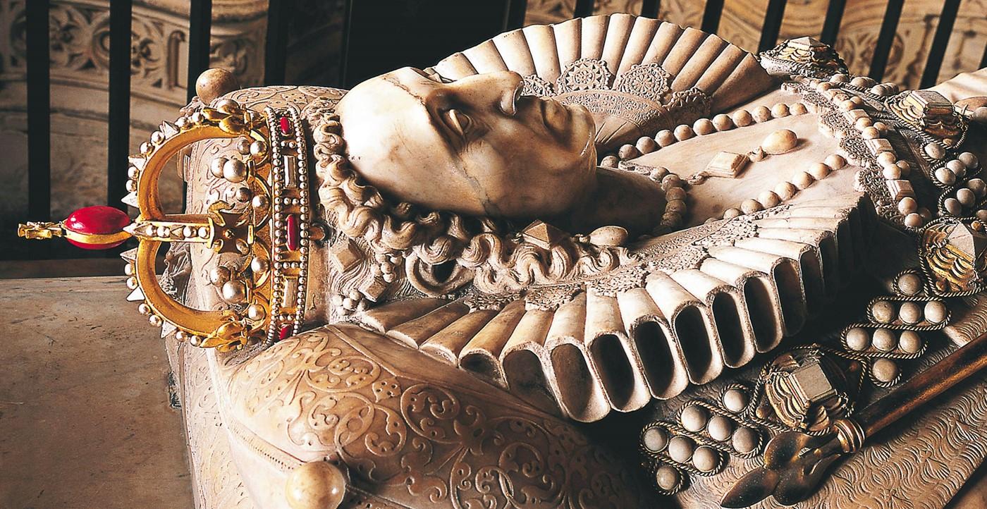 伊丽莎白一世之墓