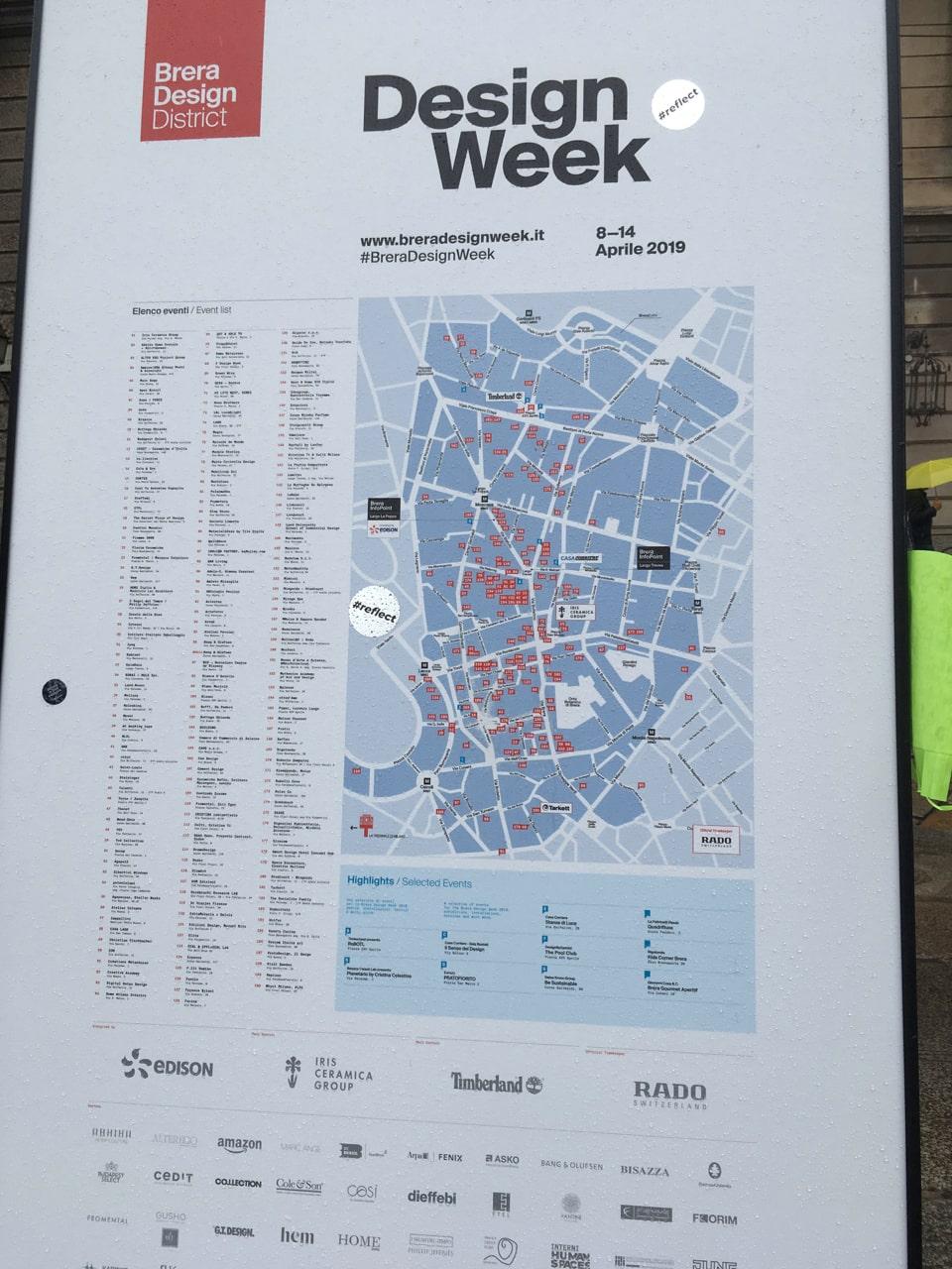 赶上了一年一度的米兰设计周,主要是家具展