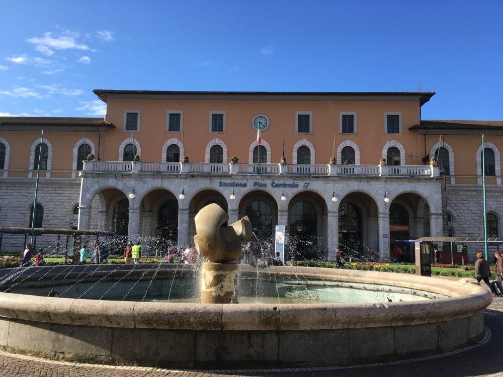 Pisa火车站