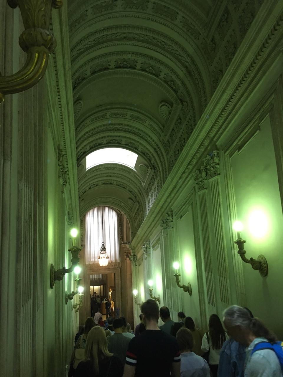 去往圣彼得大教堂的捷径