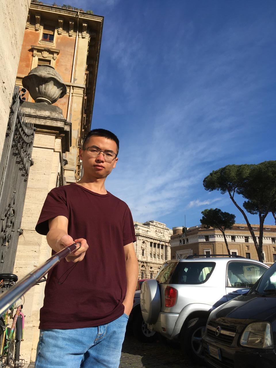 记录一下我的罗马假日