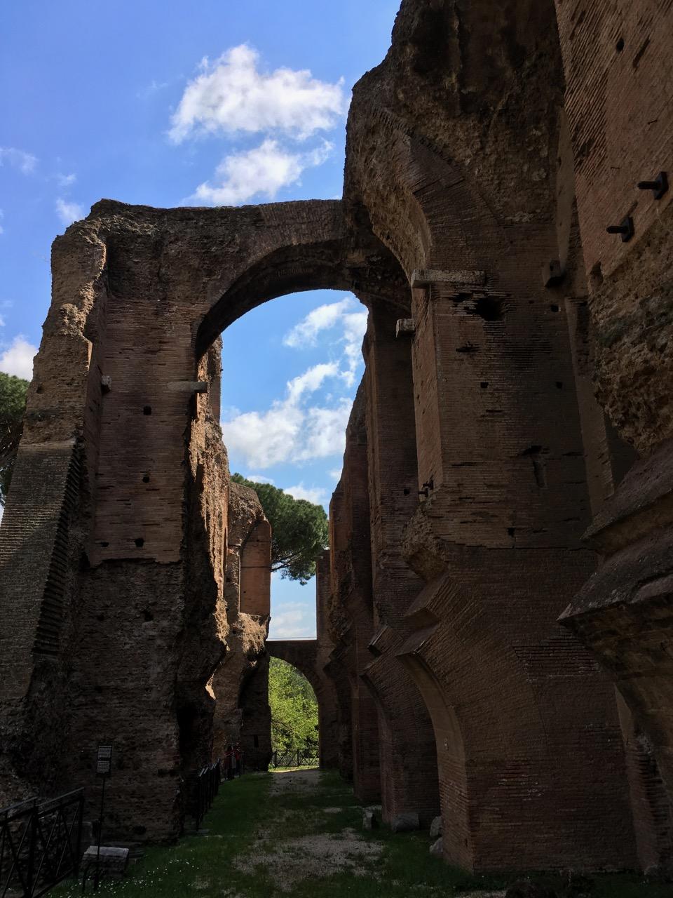 Severan Arches