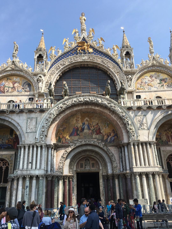 圣马可大教堂,非常精美