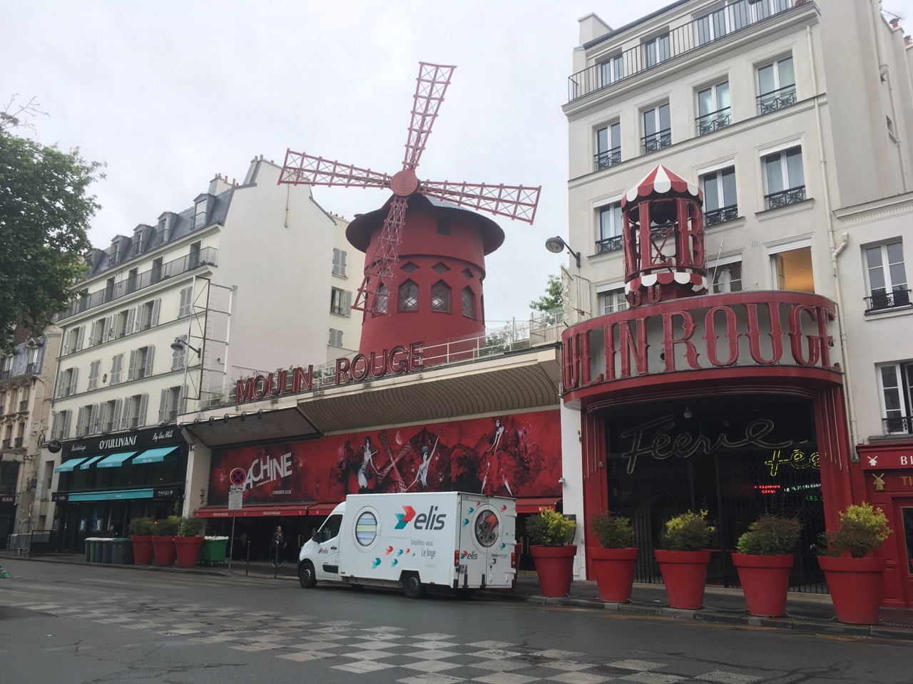 红磨坊(Moulin Rouge)