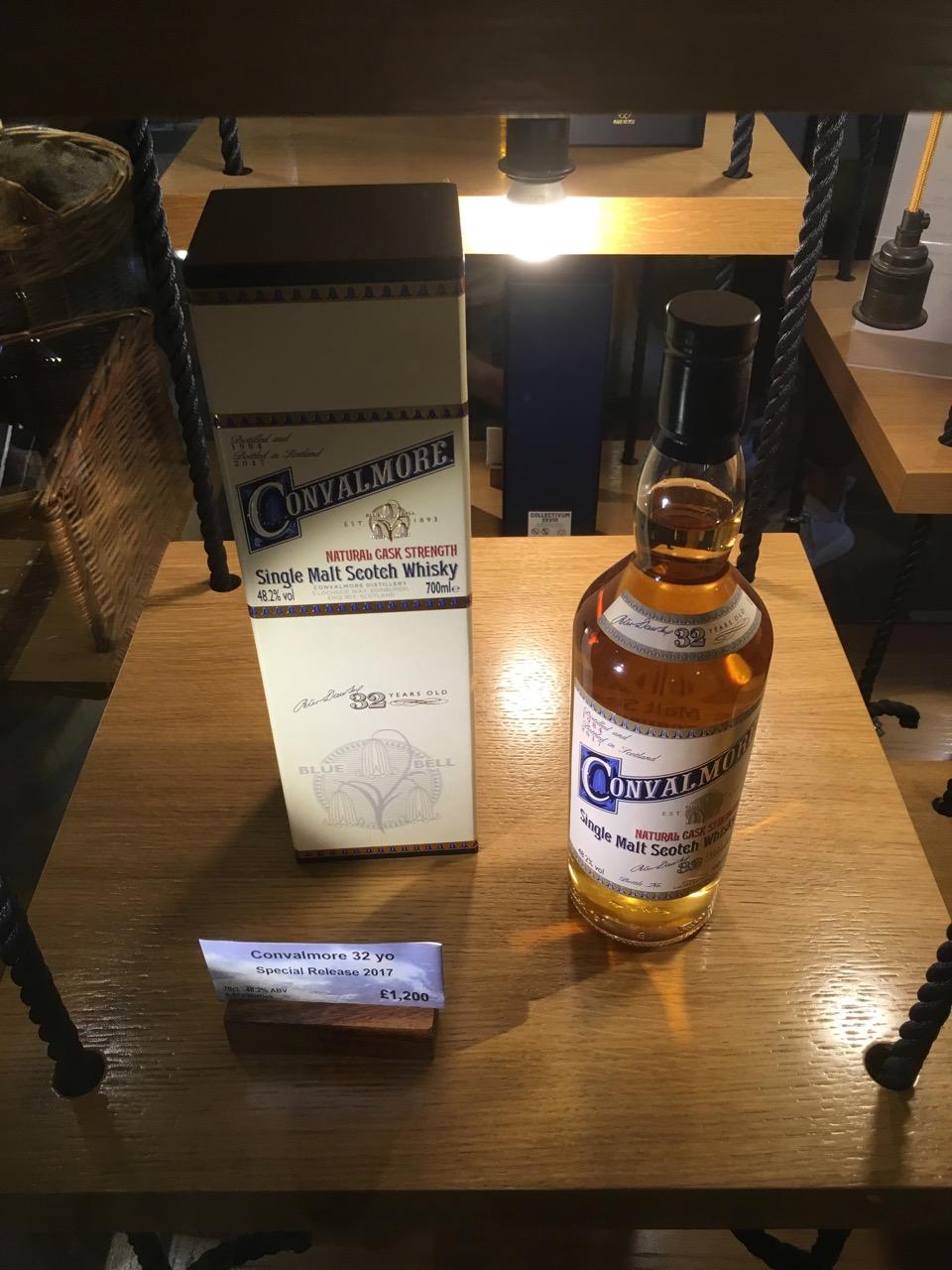 这里也可以免费品尝威士忌
